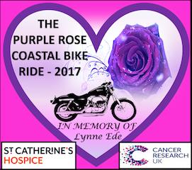 The Purple Rose Coastal Ride Pub Quiz & Raffle