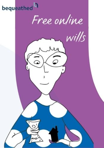 Bequeathed - Free Online will writing service