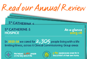 Read our Annual Review 2015-16