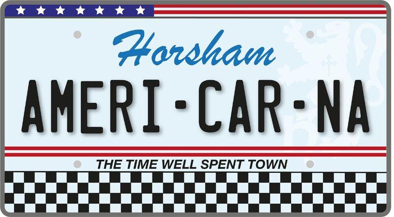 Horsham Ameri-Car-Na