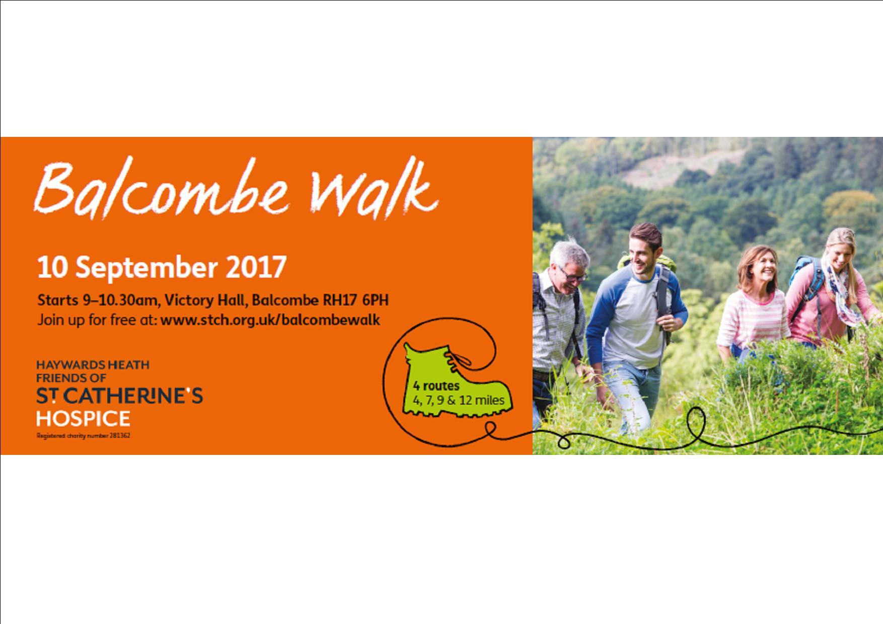 Balcombe Walk