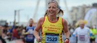St Catherine's Hospice Brighton Marathon runner