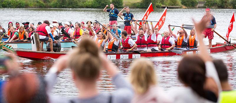 The Dragon Boat Festival 2017
