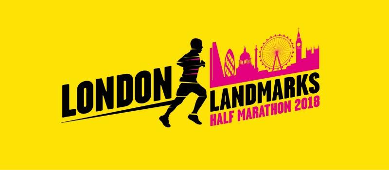 London Landmarks Half Marathon 2018