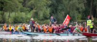 St Catherine's Hospice Dragon Boat Race 2016
