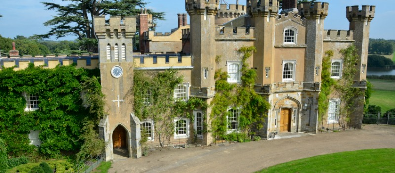 gift fair At Knepp Castle