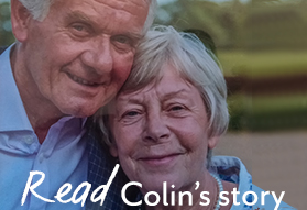 Read Colin's Story