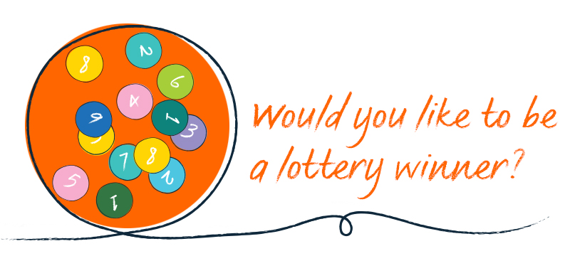 Would you like to be a St Catherine's Hospice lottery winner?