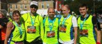 Barns Green Half Marathon St Catherine's Hospice Runners